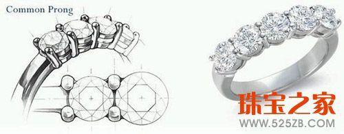超实用!图解钻石戒指镶嵌方法