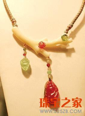 """台湾珠宝的""""中国风""""_珠宝设计"""