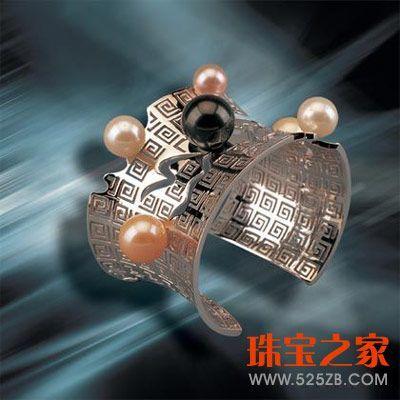 第四届珠宝首饰设计(潮宏基杯)大赛手饰组作品