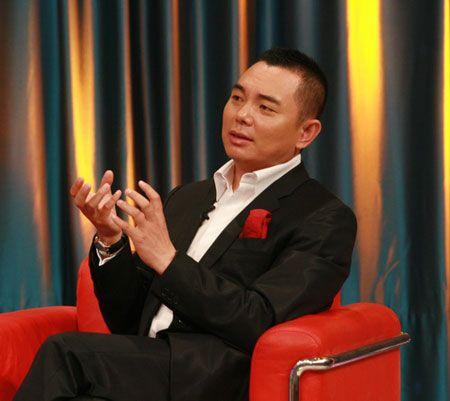 李厚霖ido_恒信钻石机构董事长李厚霖(图片来源:百度娱乐)