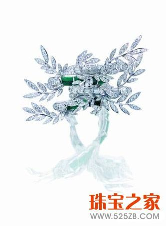 dtc国际钻饰设计大赛国际获奖作品(一)
