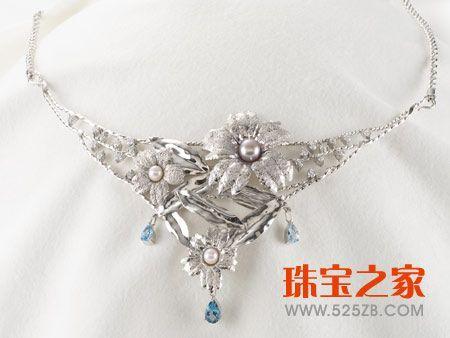 日本珠宝设计师首饰设计作品