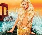 帕丽斯-希尔顿变身性感魅惑美人鱼推新香水