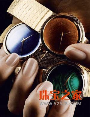 时刻享受 La D de Dior珠宝腕表