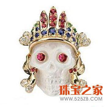 dior高级珠宝设计师创意新作