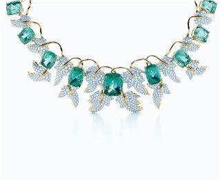 创意成就Tiffany Co.绝色珠宝
