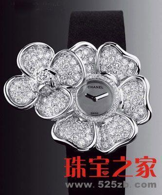 香奈儿秘密花园珠宝手表