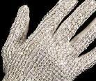 杰克逊标志性白手套高价拍出 35万美元成交