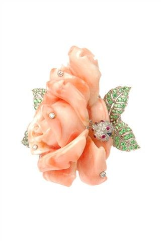 roberto cavalli 青蛙耳环及玫瑰戒指
