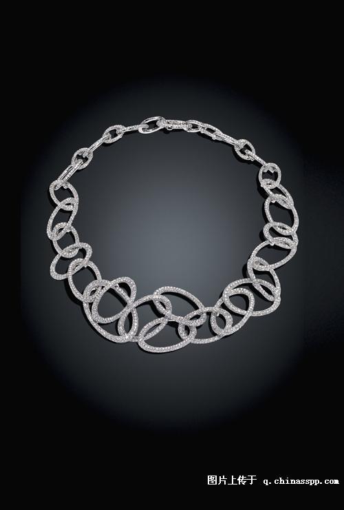 chanel女士|香奈儿高级珠宝展|手绘珠宝图