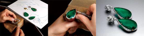 祖母绿是爱与美的女神维纳斯的颜色