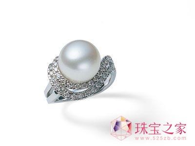 我的珠宝色界:浪漫的冬季白色诱惑