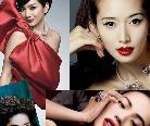 9大女星重妆上阵 珠宝大片谁最销魂?