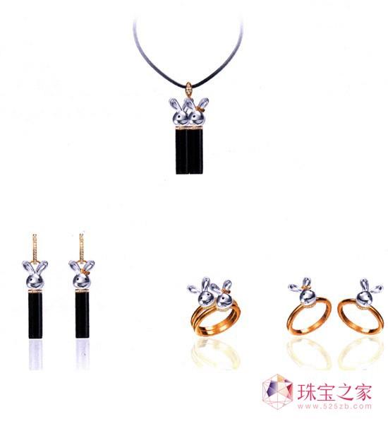 对话2011兔年生肖首饰设计作品展 获奖设计师李琪璇
