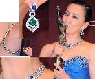 卡地亚高级珠宝相伴刘嘉玲金像奖封后
