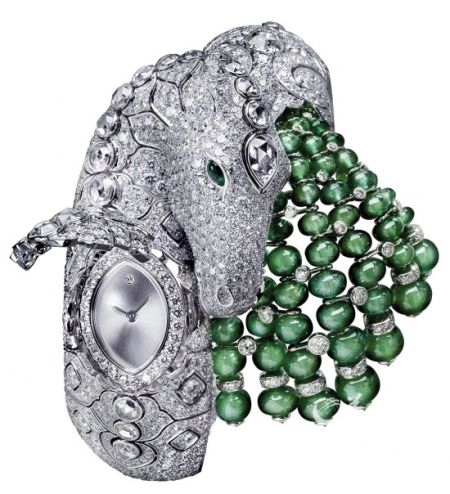 高级珠宝亚洲风 诠释东方含蓄之美