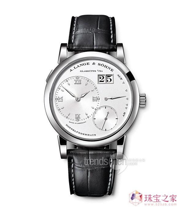 朗格大日历手表 (图)