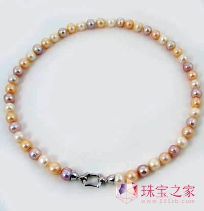 京润珍珠淡水珍珠项链