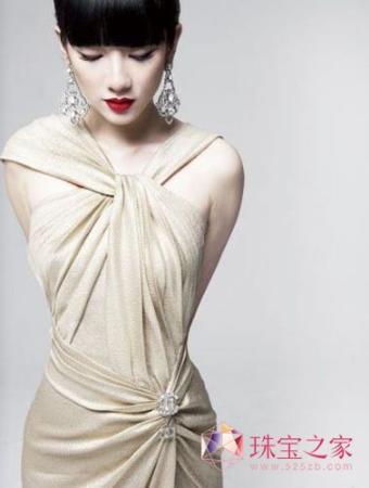 黄奕珠宝大片 爱情是一件奢侈品