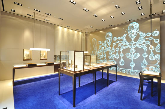 法国皇室珠宝品牌尚美CHAUMET宁波珠宝店开幕