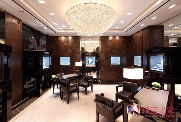 Graff(格拉夫)台北晶华酒店新店闪耀揭幕
