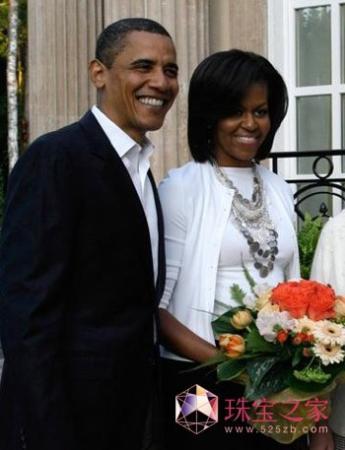 """时尚界的""""当家人""""――米歇尔-奥巴马"""