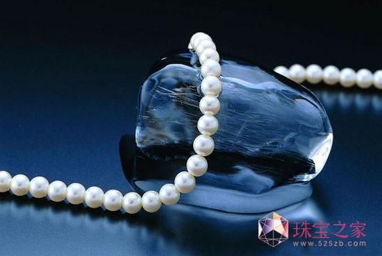 珍珠美图鉴赏与真假珍珠甄别(图)
