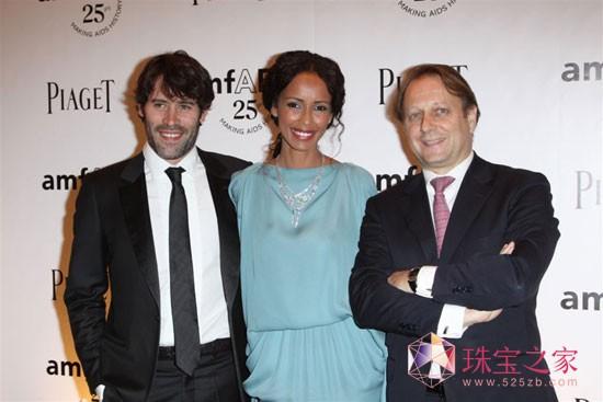 JalilLespert, Sonia Rolland and Olivier Perruchot