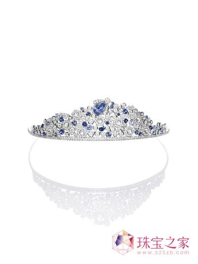 CHAUMET高级珠宝定制:皇家贵族的气质