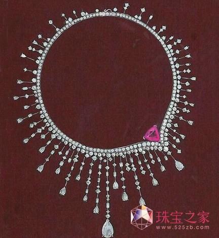 珠宝设计师艺廊天天新作品