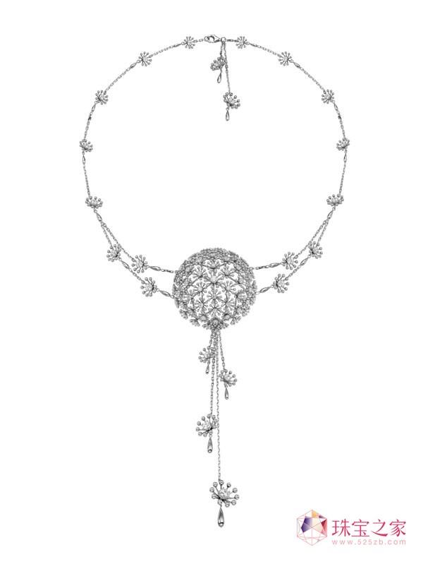 中國首飾珠寶手繪圖