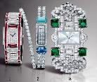 奢华珠宝腕表五宗最 赏玩五种品味