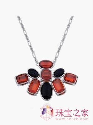 ELLE Jewelry:秋天爱上糖果