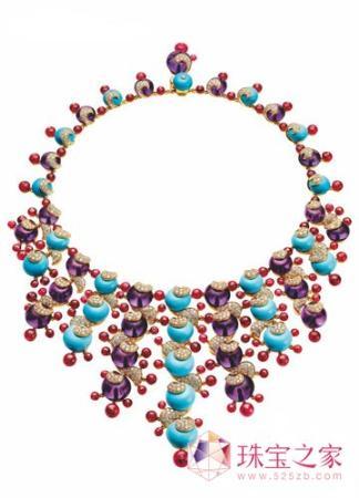 巴洛克风格珠宝赏(图)