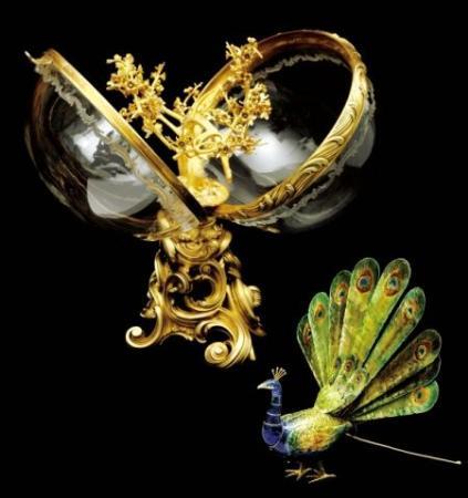 皇帝的珠宝商 法贝热的帝国复活节彩蛋