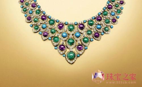 Bvlgari超清晰奢华珠宝大片