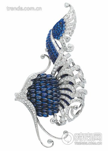 宝石的订制珠宝(2007 年)-宝石的灵魂 大师们的设计手稿
