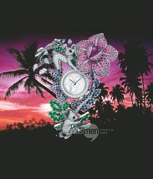 梵克雅寶 Decor Makis高級珠寶表