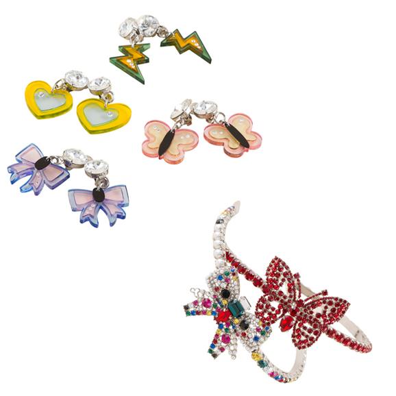 2012Miu Miu高級珠寶:用華麗裝點您的俏麗