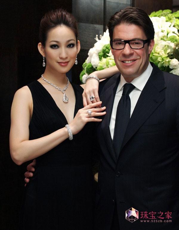 英国高级珠宝Graff计划明年香港上市