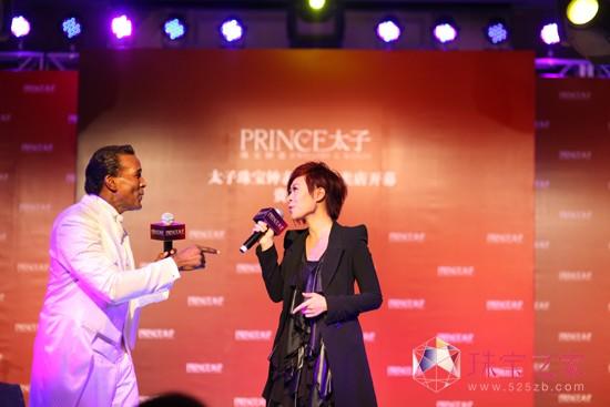 流行爵士歌手Howard McCrary及新晋歌手朱紫娆同台献唱