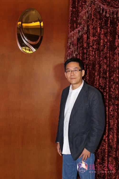 三和珠宝中国大陆区副总经理林红兵先生