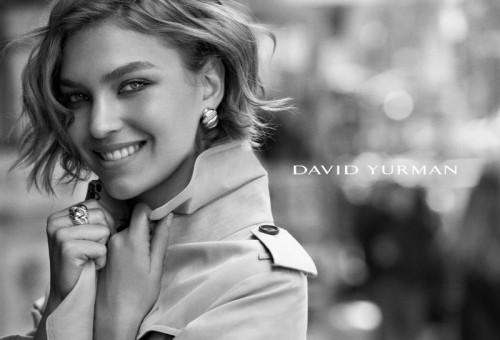 David Yurman 2011秋冬的珠宝广告大片