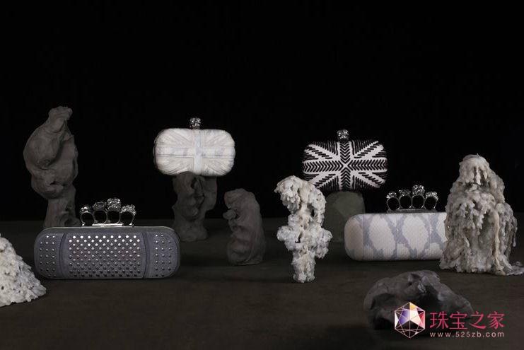 Alexander McQueen 2011圣诞配饰特辑