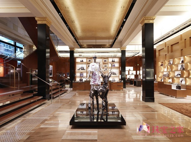 Louis Vuitton悉尼旗舰店开幕