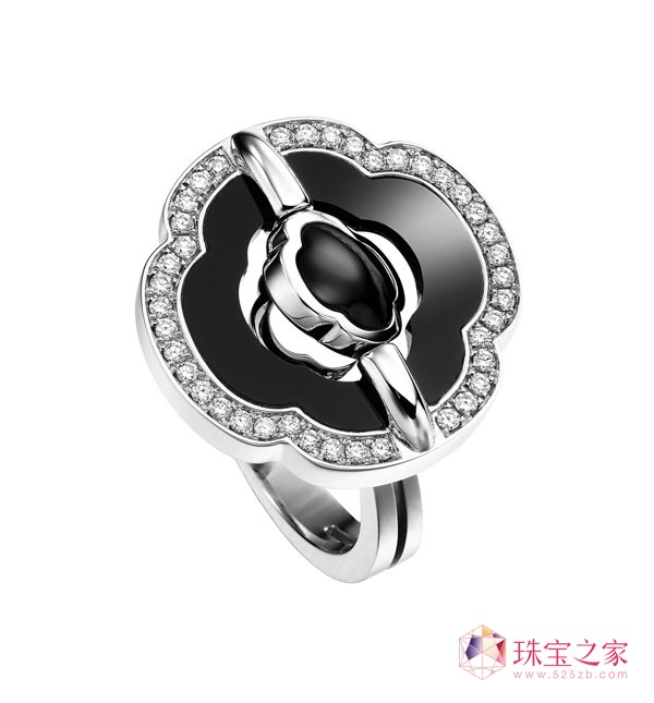 型乐系列III・鸣音钻饰戒指,参考价格:RMB5580 ~RMB6380