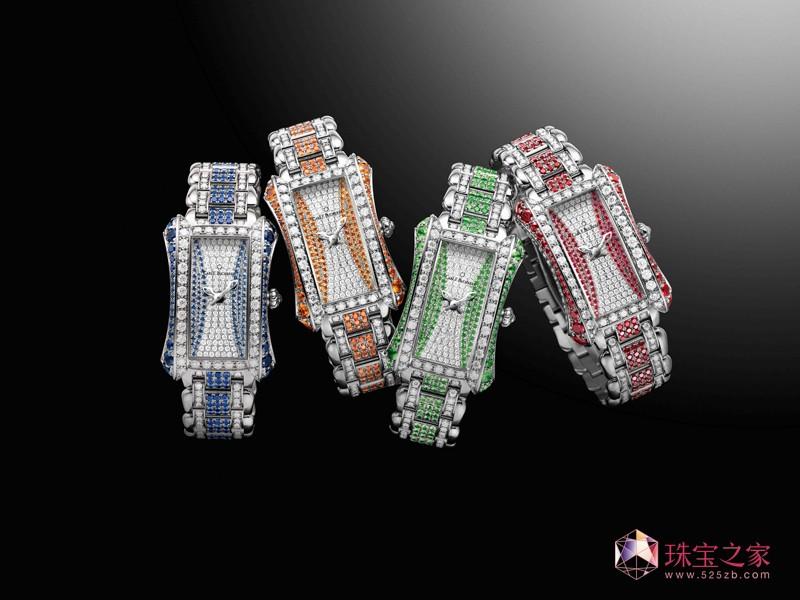 雅��嘉皇家系列(Alacria Royal)限量珠��腕表