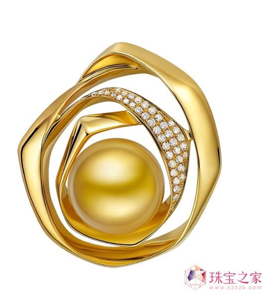 情人节礼物:丰沛高级珍珠首饰