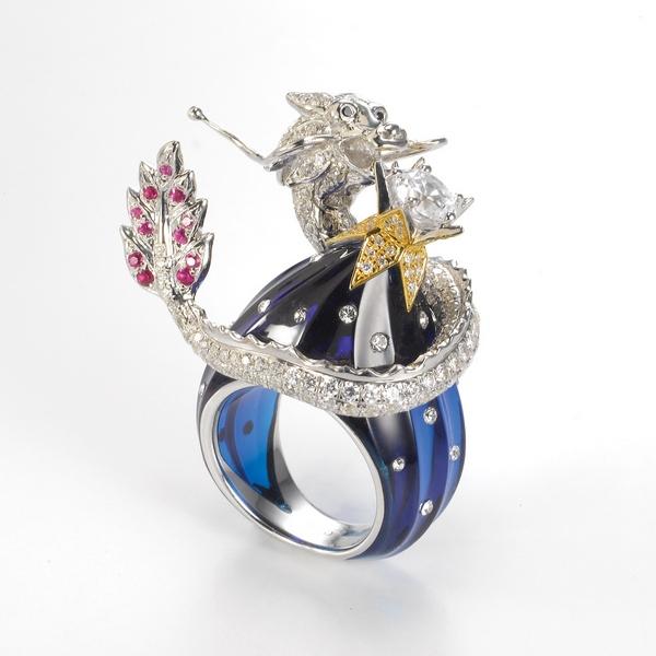 第13届香港珠宝设计比赛公布结果