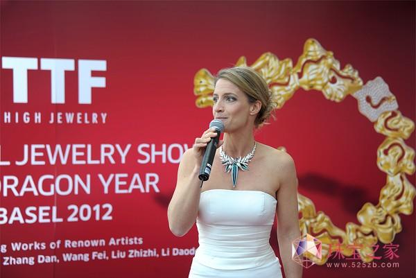 TTF珠宝巴塞尔2012龙年生肖跨界首饰设计作品